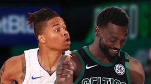 خلاصه بسکتبال بوستون سلتیکس - اورلاندو مجیک