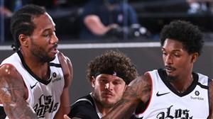 خلاصه بسکتبال بروکلین نتس - لس آنجلس کلیپرز
