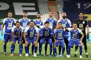 اعلام ترکیب استقلال برای نایب قهرمانی لیگ