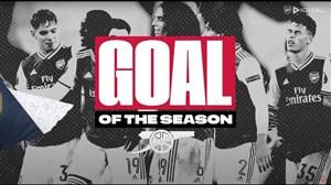 10 گل برتر آرسنال در فصل 20-2019