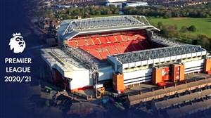 استادیوم های لیگ برتر جزیره در فصل 21-2020
