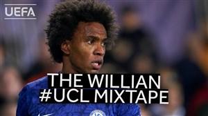 بهترین های ویلیان در لیگ قهرمانان اروپا