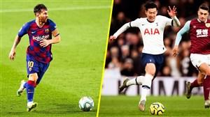 برترین گلهای انفرادی فوتبال جهان در فصل 20-2019