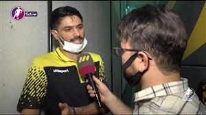 حواشی حذف سپاهان به دست استقلال در جام حذفی