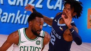 خلاصه بسکتبال ممفیس گریزلیز - بوستون سلتیکس