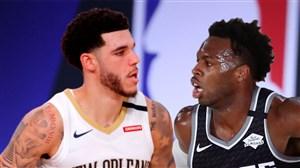 خلاصه بسکتبال ساکرامنتو کینگز - نیو اورلینز پلیکانز