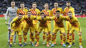 بارسلونا مسن ترین تیم یک چهارم نهایی چمپیونزلیگ
