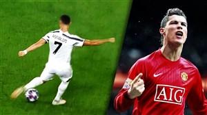 14 گل تماشایی از نابغه فوتبال جهان کریستیانو رونالدو
