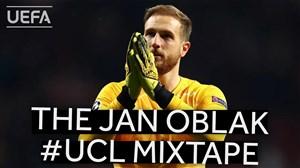 بهترین های یان اوبلاک در لیگ قهرمانان اروپا 20-2019