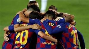 بهترین گل های بارسلونا در فصل 20-2019