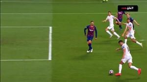 گل دوم بایرن مونیخ به بارسلونا توسط پریشیچ