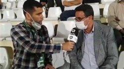 صحبتهای حسین آزادگان راجع به ورزشگاههای نیمه کاره مازندران