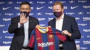 فقط کومان می تواند باعث سقوط بارسلونا شود!
