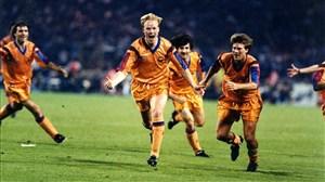 گل تماشایی کومان و اولین قهرمانی بارسا در لیگ اروپا