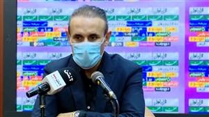 صحبتهای گلمحمدی پس از برد پرسپولیس مقابل سایپا