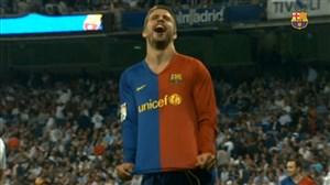 بازیکنان تاریخساز اسپانیایی بارسلونا