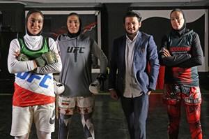 خواهران منصوریان وارد MMA میشوند!