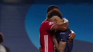 اشکها و لبخندها پس از فینال لیگ قهرمانان اروپا