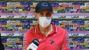 نشست خبری گلمحمدی پیش از بازی پرسپولیس-استقلال