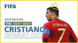 درخشش خاطره انگیز رونالدو در مقابل اسپانیا در جام جهانی