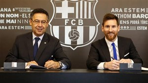 آخرین اخبار درباره جدایی لیونل مسی از بارسلونا