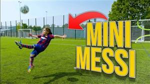 نام مسی کوچک از طرف کانال ورزشی معروف برای آرات حسینی