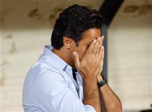 فرهاد مجیدی از بازیکنان استقلال خداحافظی کرد