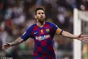 حاشیه های فوتبال جهان؛ تمام دنیا منتظر تصمیم مسی