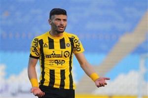 سعید آقایی: وقتی دفاع چپ بازی کردم ناراحت شدم!