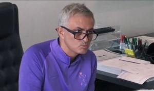 واکنش جالب مورینیو به یک گزارش تلویزیونی درباره خود