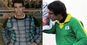 شاهکار رحمتی و منصوریان با پیراهنهای خاص (عکس)