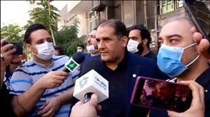 صحبت های رسول پناه در جمع هواداران معترض پرسپولیس