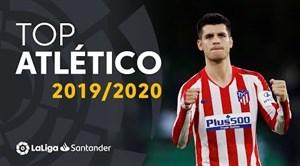 بهترین گل های اتلتیکو مادرید در فصل ۲۰-۲۰۱۹