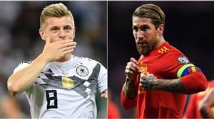 شروع لیگ ملت های اروپا با دیدار اسپانیا - آلمان