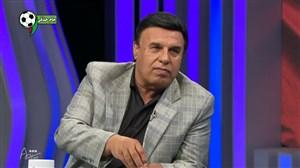 انتقاد تند مظلومی از حسینی و تیم استقلال