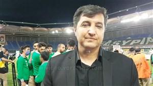 مدیرعامل باشگاه تراکتور: میخواهیم بهترین تیم آسیا شویم