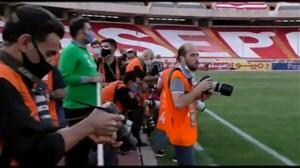خاطرات عکاس های فوتبالی از دربی پایتخت