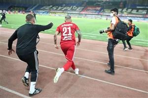 حواشی بعد از قهرمانی تراکتور در جام حذفی