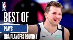 برترین حرکت های بسکتبال NBA در دور اول بازیهای پلی آف