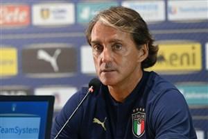 مانچینی: هلند مقابل ایتالیا فقط یک فرصت داشت
