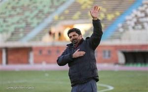 مجتبی حسینی: به دستیاری گل محمدی افتخار میکنم
