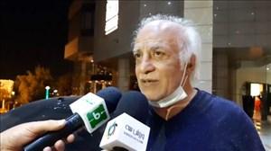 عبداللهی: چشمی و باقری تمدید کردند ،اسماعیلی و دانشگر هم در راه هستند