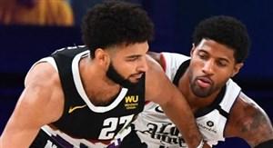 خلاصه بسکتبال دنور ناگتس - لس آنجلس لیکرز(گزارش اختصاصی)
