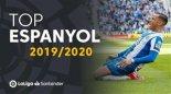 برترین گلهای اسپانیول در لالیگا فصل 20-2019