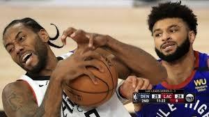 خلاصه بسکتبال لس آنجلس کلیپرز - دنور ناگتس