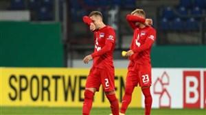 شگفتی در دور اول جام حذفی فوتبال آلمان