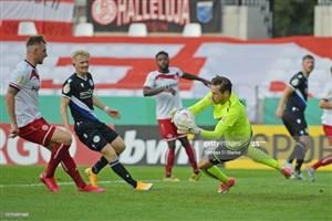 بازگشت دنیل داوری در شب خشن فوتبال آلمان!