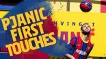 معارفه میرالم پیانیچ به عنوان بازیکن جدید بارسلونا