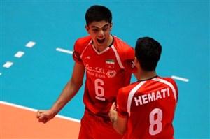 پدیده والیبال ایران در صربستان کولاک کرد