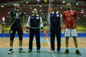 باخت فنی عجیب شهروند اراک در لیگ والیبال